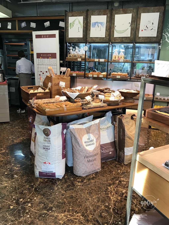 首爾自由行:韓國人必食的人氣早餐麵包店景點!