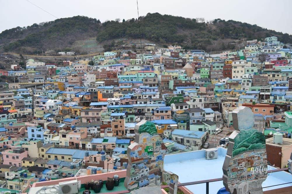 韓國釜山4日3夜推薦景點行程懶人包,風景、食玩買逛街必睇!