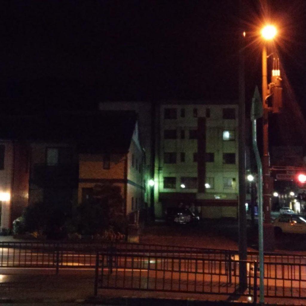 大阪自由行-日本機加酒-大阪景點-街上漆黑一片實在大失預算