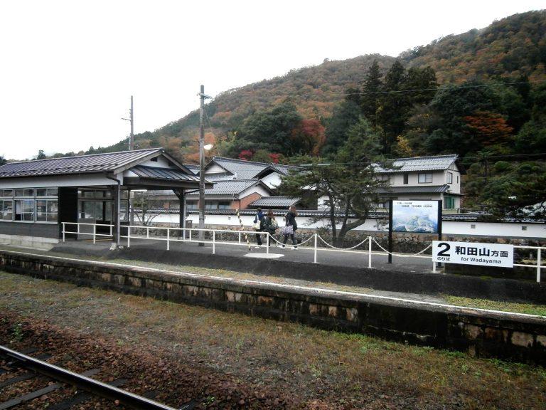 大阪自由行-日本機加酒-大阪景點-竹田駅月台很有古早味影文青相嘅好去處
