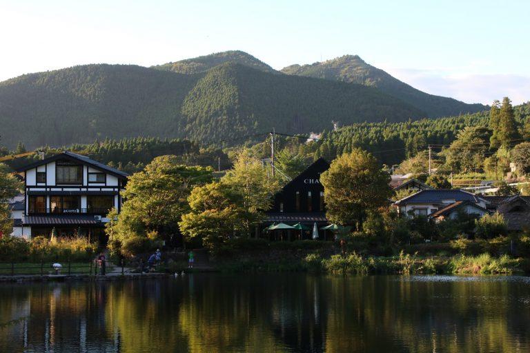 九州自由行-福岡自由行-金鏻湖
