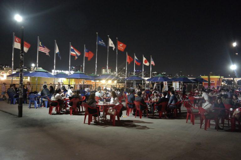 首爾自由行-韓國自由行-韓國旅遊-首爾景點-韓國機票-汝矣島漢江公園
