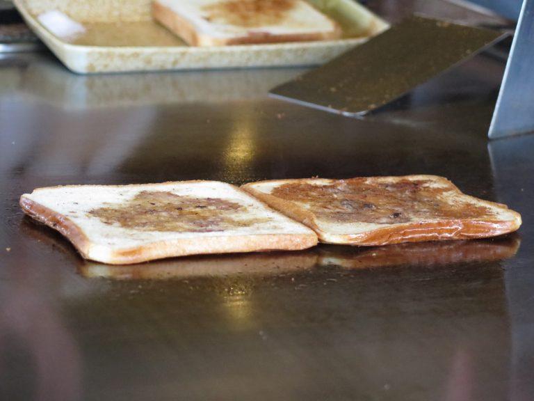 九州自由行-鹿兒島自由行-麵包除了用作吸油還可作多士還真是多功能
