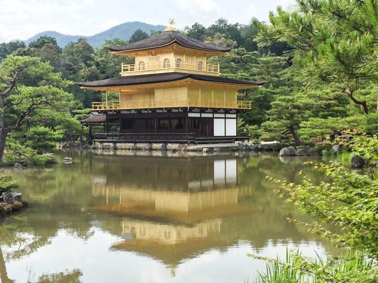 金閣寺-京都自由行-京都景點-大阪自由行-大阪景點
