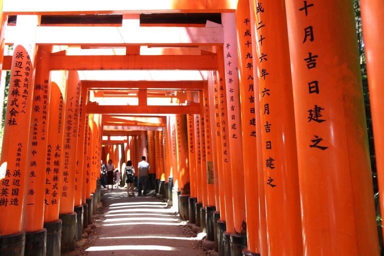 伏見稻荷神社-京都自由行-京都景點-大阪自由行-大阪景點