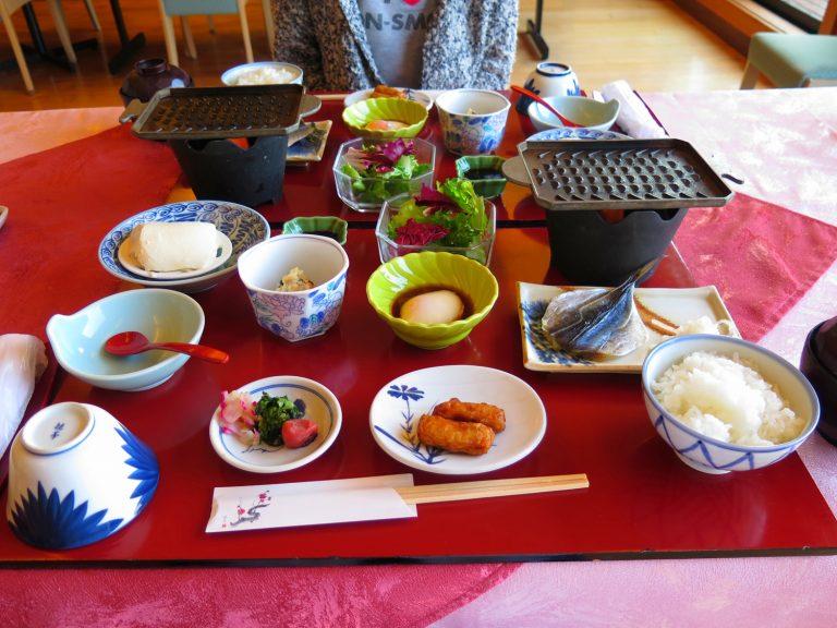 九州自由行-鹿兒島自由行-日本機加酒-溫泉早餐兩隻字豐富