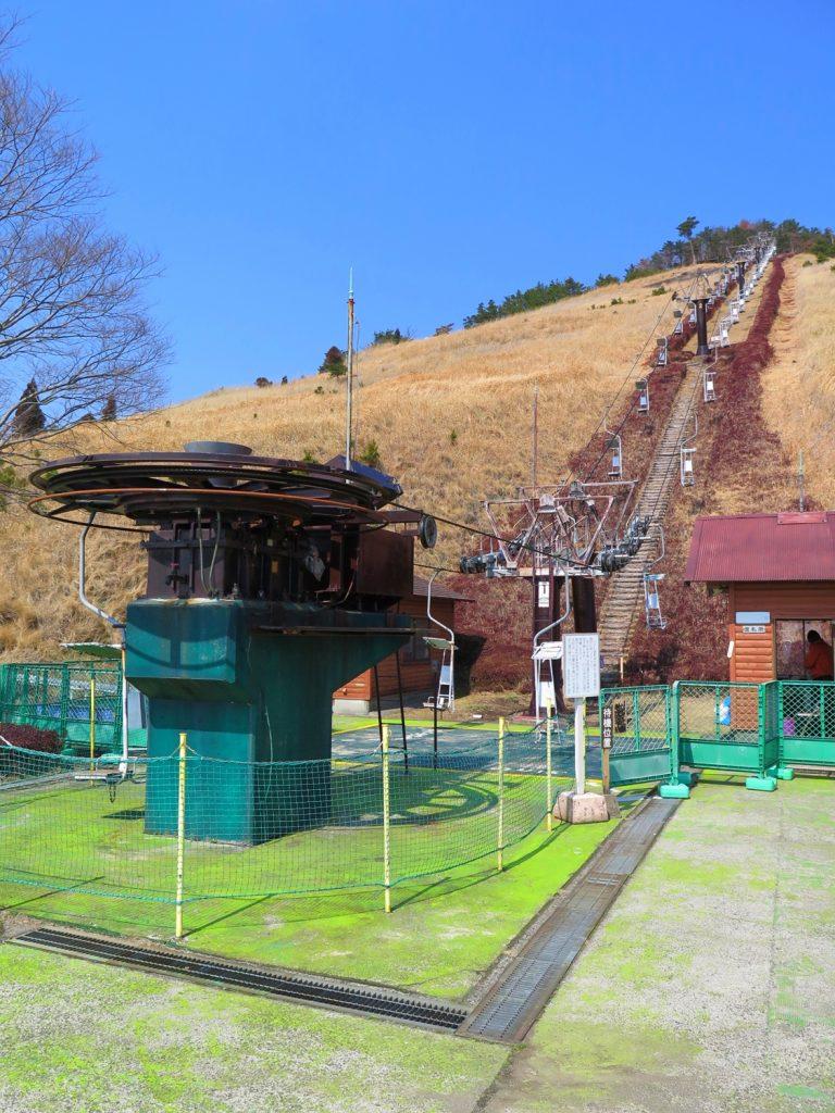 九州自由行-鹿兒島自由行-日本機加酒-單軌吊車上山頂