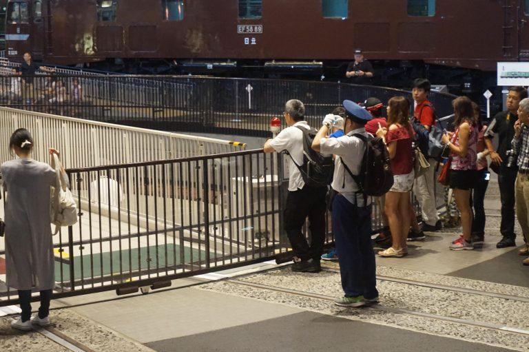 東京自由行-東京好去處-東京景點-捕獲野生鐵路迷呢度果然係朝聖好去處
