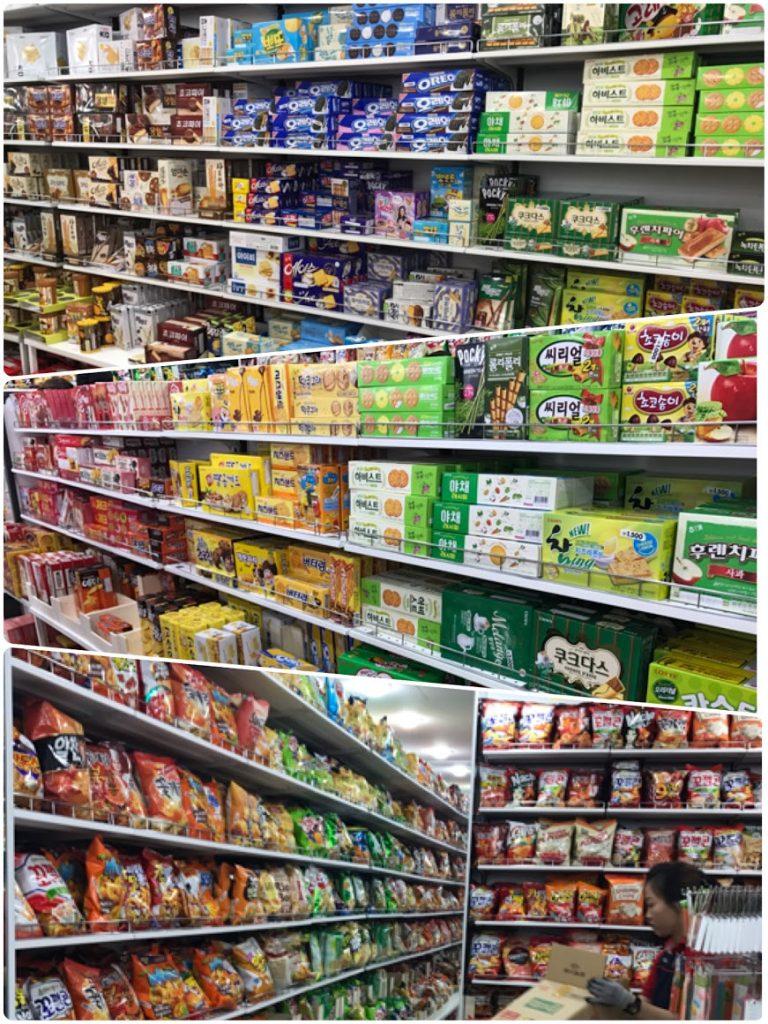 零食和飲料-首爾自由行-韓國自由行-韓國旅遊-首爾景點-韓國機票