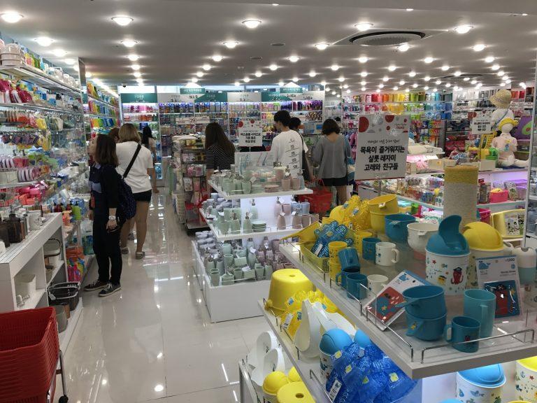 清潔用品-首爾自由行-韓國自由行-韓國旅遊-首爾景點-韓國機票