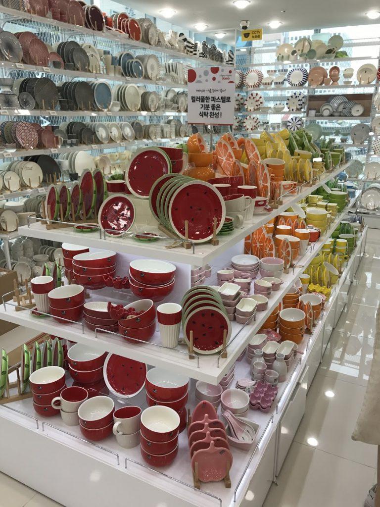 廚房用品-首爾自由行-韓國自由行-韓國旅遊-首爾景點-韓國機票
