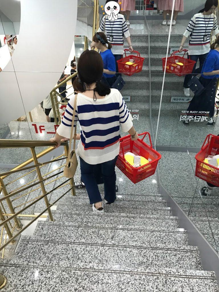 購物籃-首爾自由行-韓國自由行-韓國旅遊-首爾景點-韓國機票