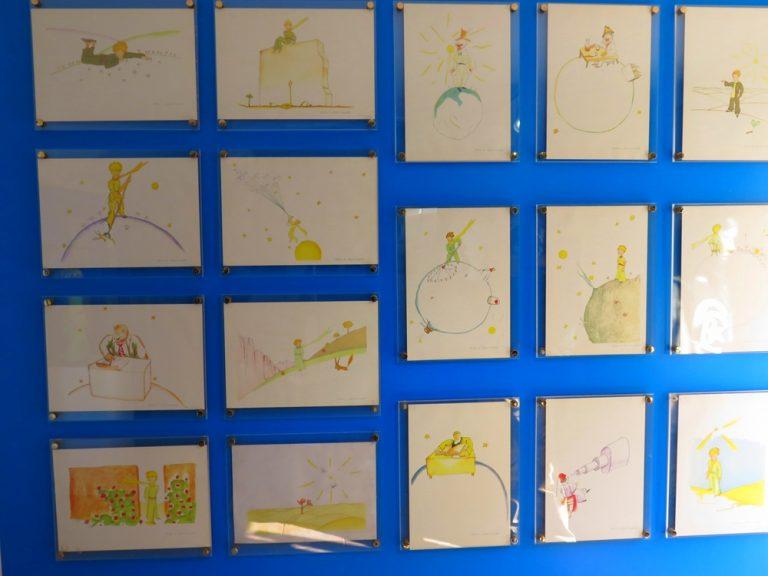 首爾自由行-韓國自由行-韓國旅遊-首爾景點-韓國機票- 作者紀念館內fan的作品