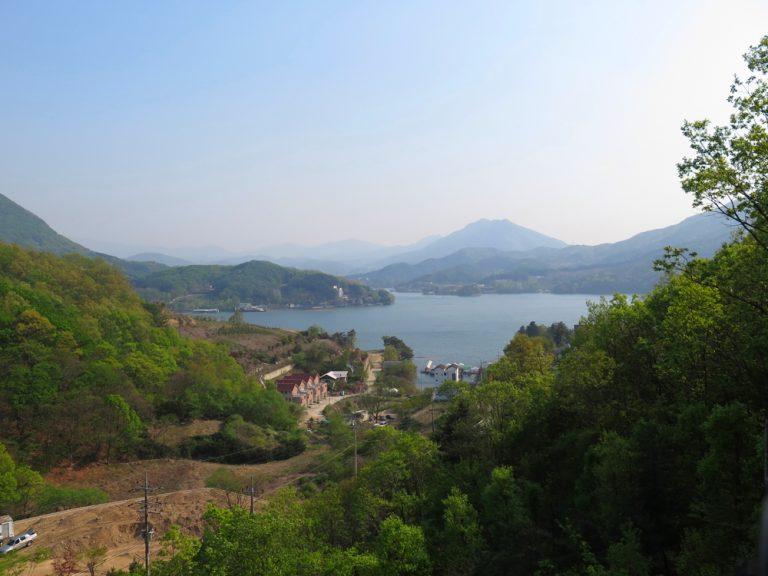 首爾自由行-韓國自由行-韓國旅遊-首爾景點-韓國機票-京畿道一帶的自然美景