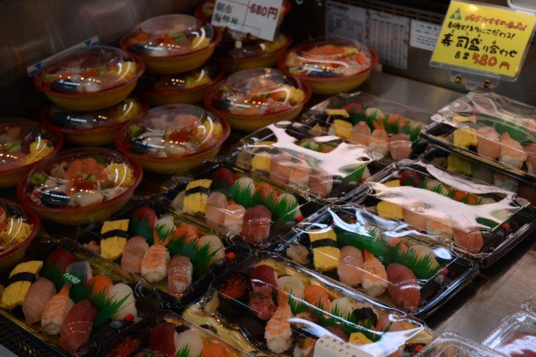 海鮮丼-沖繩自由行-沖繩旅遊-沖繩景點