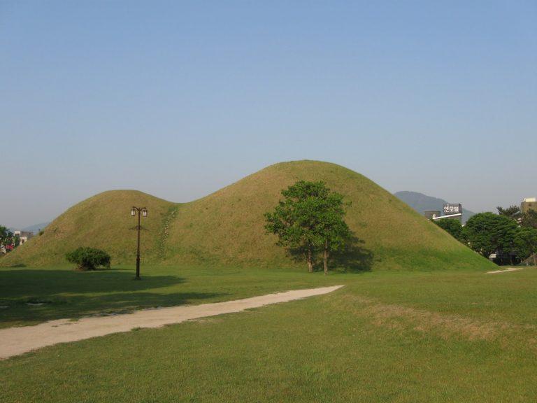 古墳公園-釜山自由行-韓國自由行