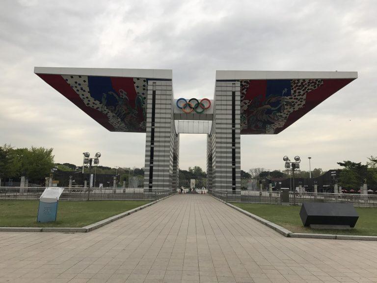 首爾奧林匹克公園-首爾自由行-韓國自由行-韓國旅遊-首爾景點