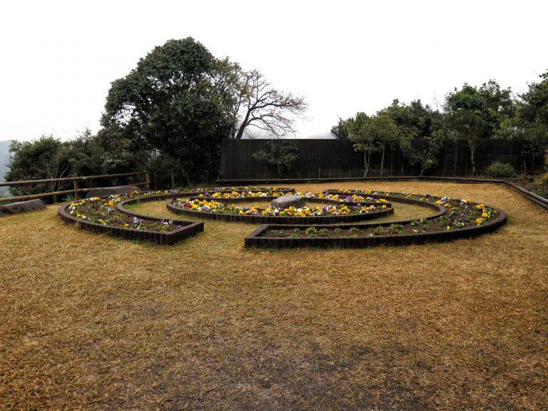 九州自由行-鹿兒島自由行-日本機加酒-福岡自由行-福岡景點-地球鐘旁的蝴蝶園