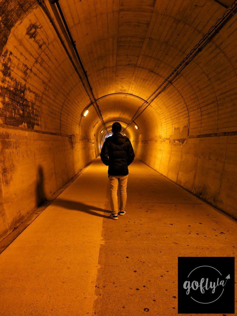 九州自由行-鹿兒島自由行-日本機加酒-福岡自由行-福岡景點-像千與千尋內小千走過的隧道