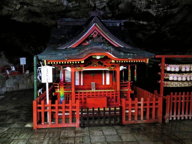 九州自由行-鹿兒島自由行-日本機加酒-福岡自由行-福岡景點-洞內的建築比想像中華麗