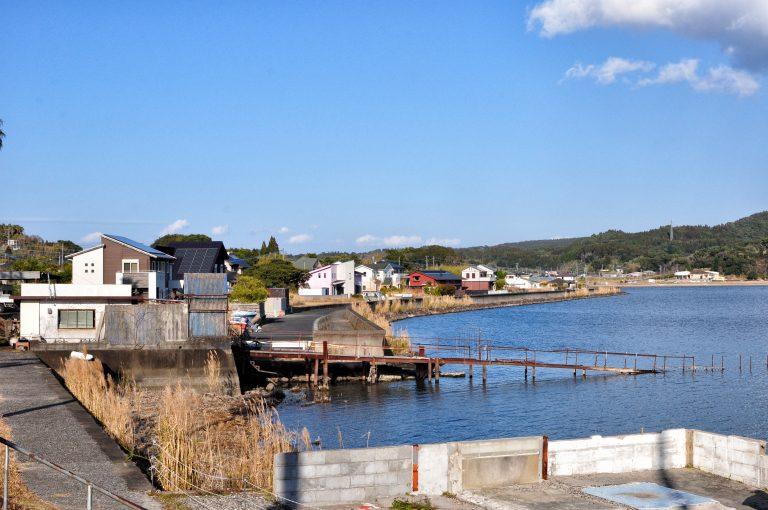 九州自由行-鹿兒島自由行-日本機加酒-福岡自由行-福岡景點-池田湖畔的景色