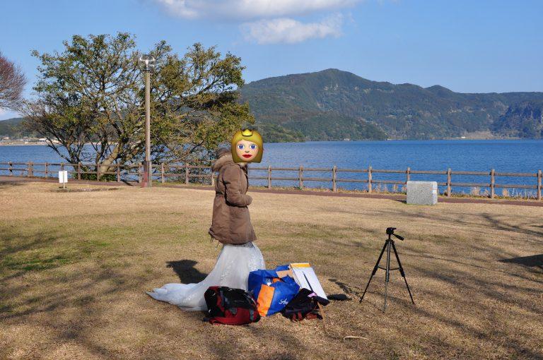 九州自由行-鹿兒島自由行-日本機加酒-福岡自由行-福岡景點-Set好腳架,準備好道具,正式開始