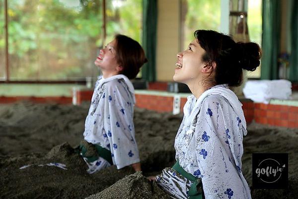 九州自由行-鹿兒島自由行-日本機加酒-福岡自由行-福岡景點-酒店提供的圖片:逃出沙浴的一刻