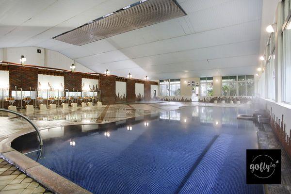 九州自由行-鹿兒島自由行-日本機加酒-福岡自由行-福岡景點-酒店提供的圖片:男女湯每天會輪換