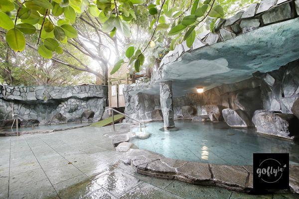 九州自由行-鹿兒島自由行-日本機加酒-福岡自由行-福岡景點-酒店提供的圖片:我都是喜歡溫泉多一點,室外溫泉,空氣清新,個身暖笠笠,爽呀
