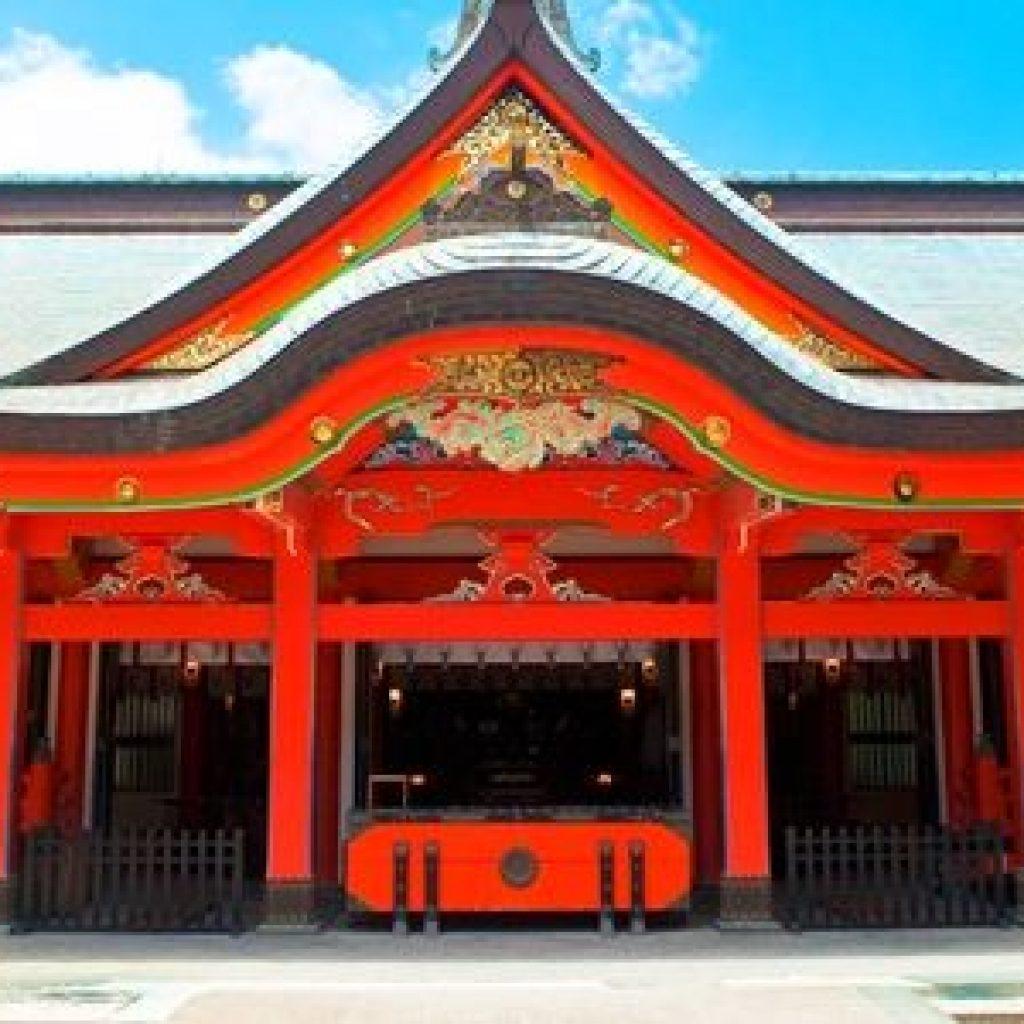 九州自由行-鹿兒島自由行-日本機加酒-青島神社 (官方照片)