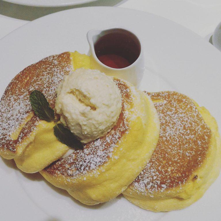 東京自由行-東京必去-東京景點-東京旅遊幸福的Pancake(原味,連稅1100)