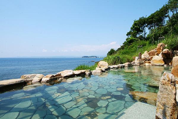 混浴露天風呂-關西自由行-關西旅遊-關西景點