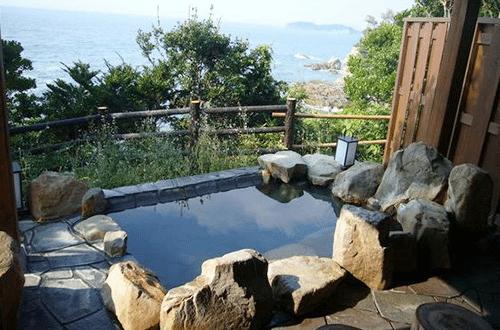私人露天風呂-關西自由行-關西旅遊-關西景點