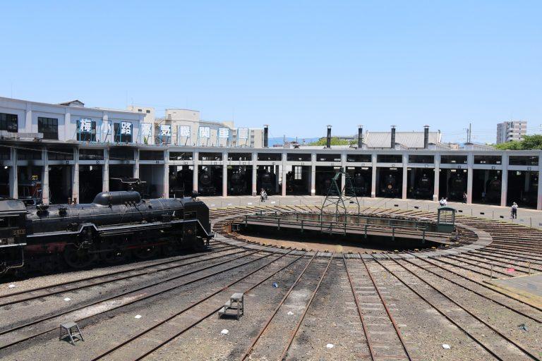 蒸汽火車-大阪自由行-大阪景點-京都自由行-京都景點