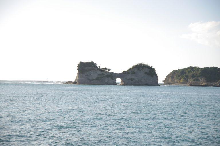 大阪自由行-大阪景點-円月島