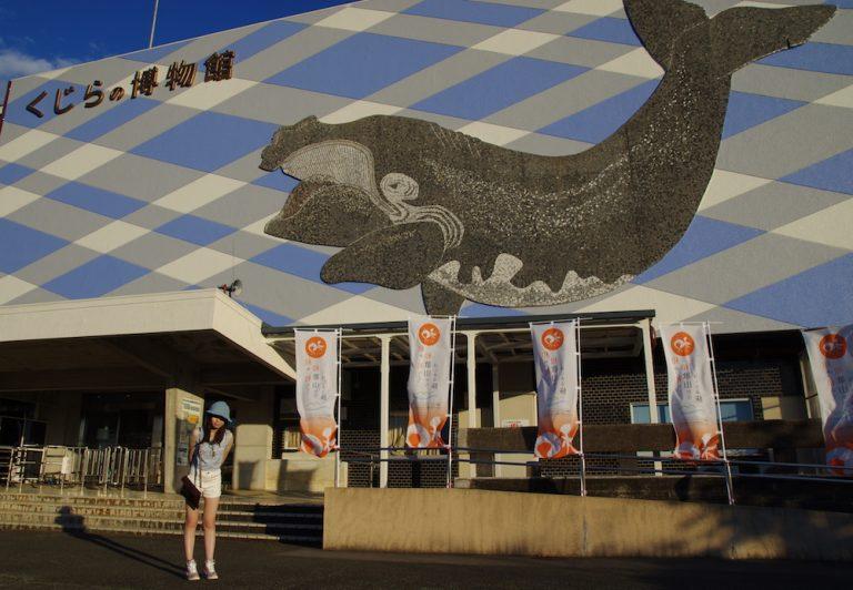 大阪自由行-大阪景點-鯨魚博物館
