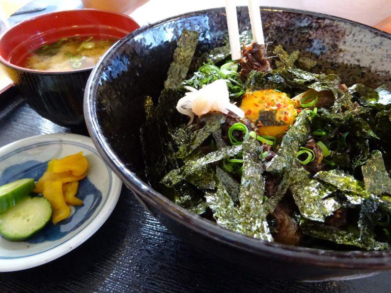 大阪自由行-大阪景點-鯨魚肉