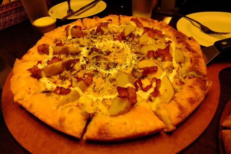 首爾自由行韓國自由行韓國旅遊首爾景點薯仔pizza正韓國旅遊時可以一戰