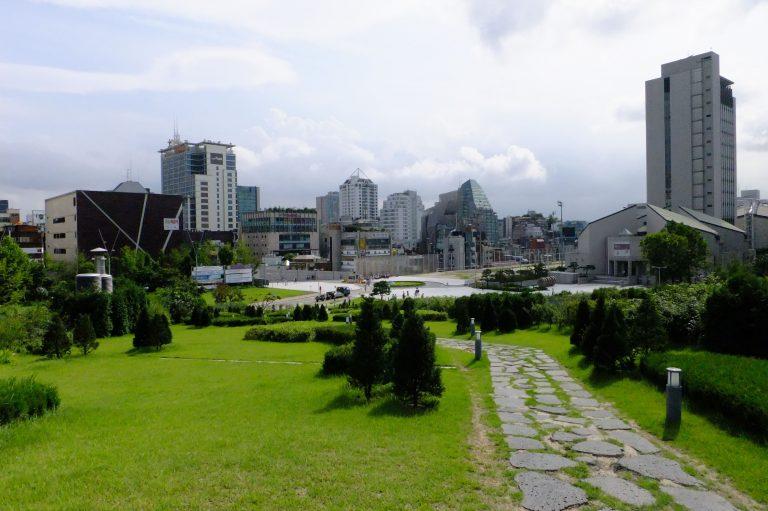 首爾自由行韓國自由行韓國旅遊首爾景點梨大靚到不得了