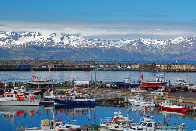 冰島自由行:冰與火之歌 – 冰島北線