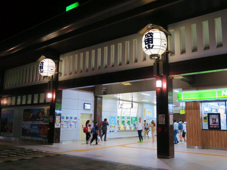 東京自由行-東京必去-東京景點-東京旅遊-由成田機場坐JR到成田駅