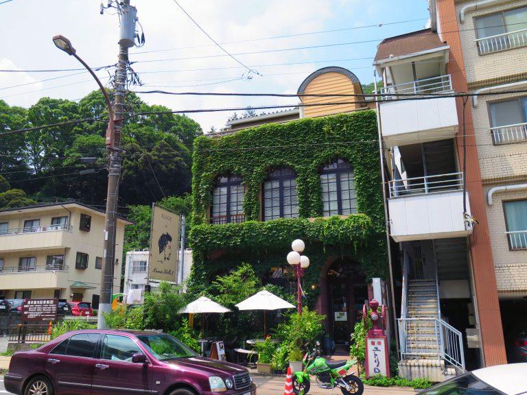 東京自由行-東京必去-東京景點-東京旅遊-大街上具特色的店舖