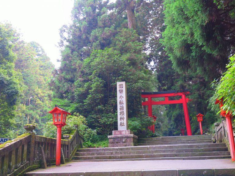 東京自由行-東京必去-東京景點-東京旅遊-神社的入口