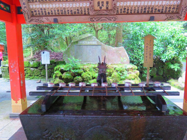 東京自由行-東京必去-東京景點-東京旅遊-入神社前洗手是常識啊