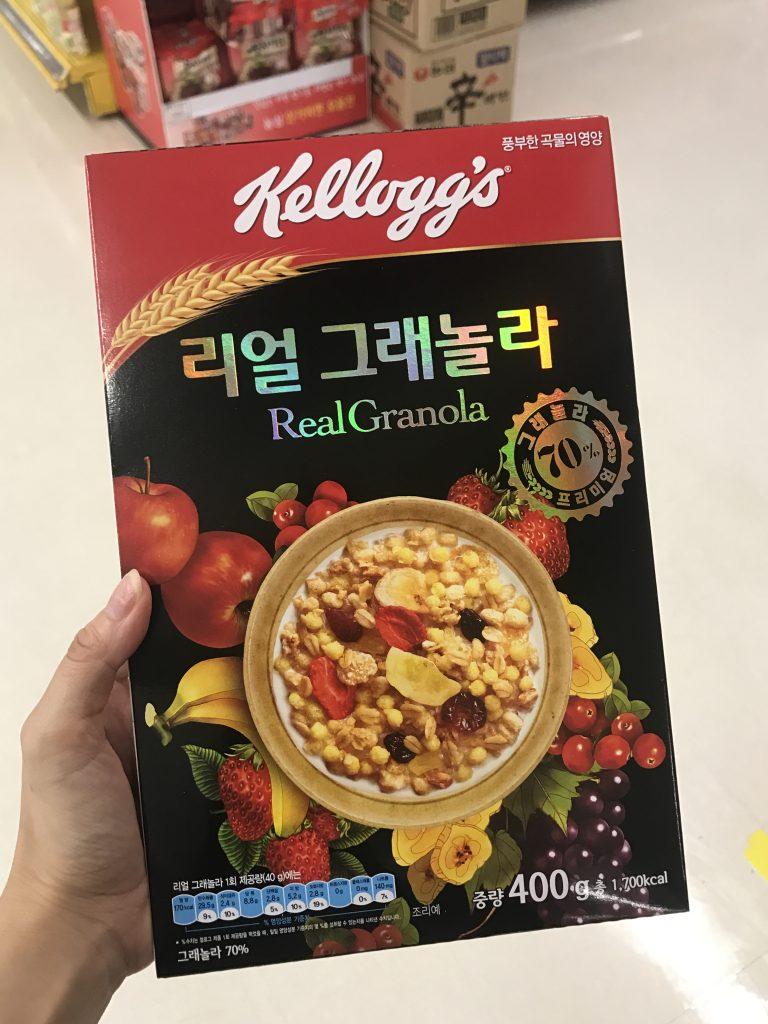殼物早餐-首爾自由行-韓國自由行-韓國旅遊-首爾景點-韓國機票