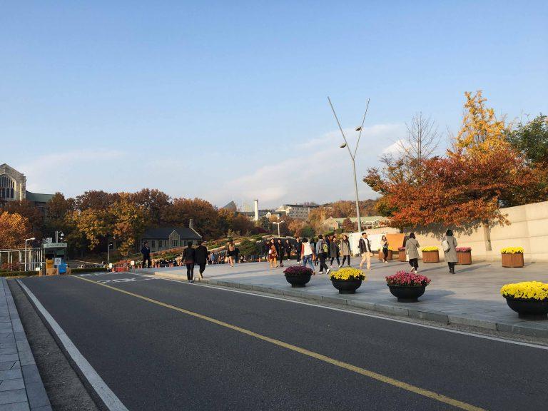 韓國自由行-韓國市區-韓國近郊-首爾好去處-梨大