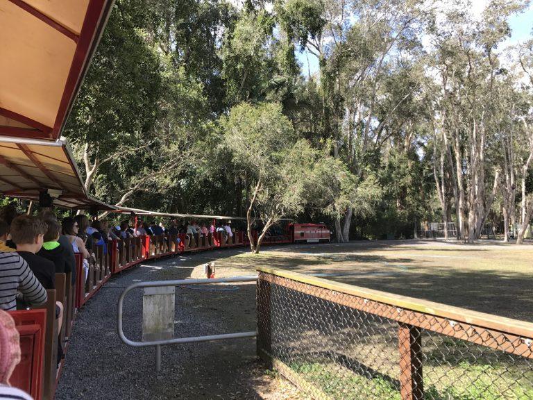 動物園小火車-澳洲旅遊-澳洲自由行