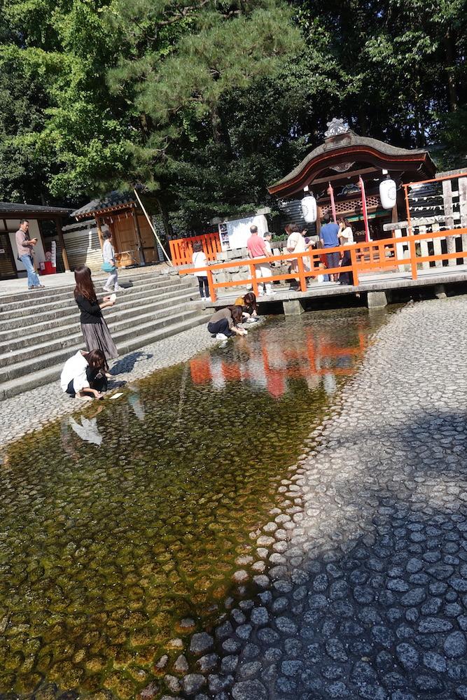 京都自由行-京都景點-授与所外