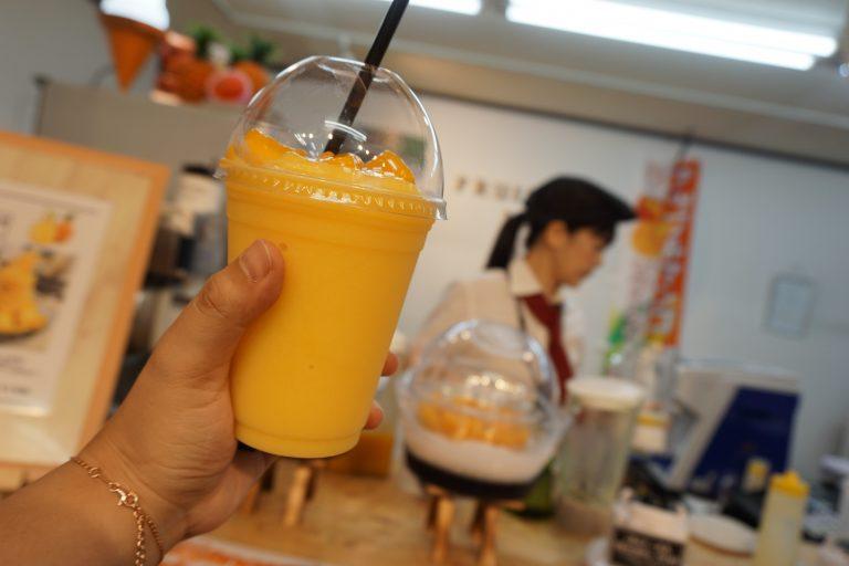 芒果沙冰-沖繩自由行-沖繩旅遊-沖繩機票