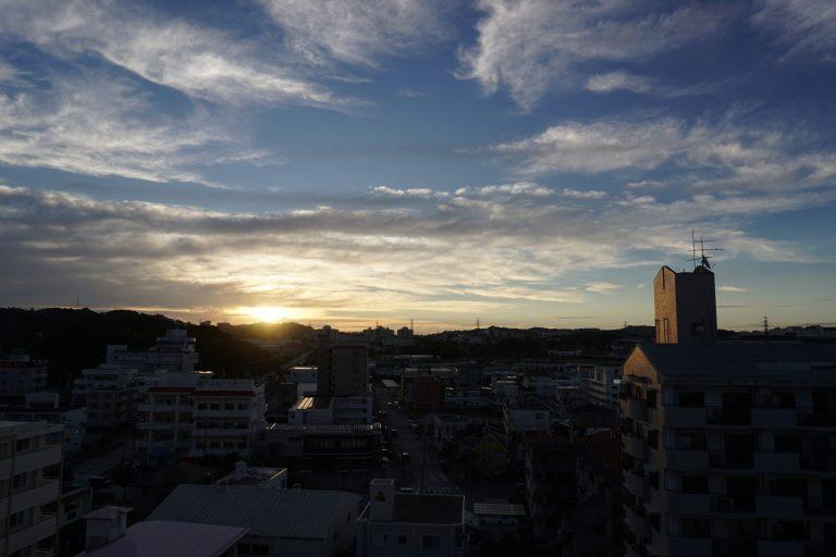 沖繩日出-沖繩自由行-沖繩旅遊-沖繩機票
